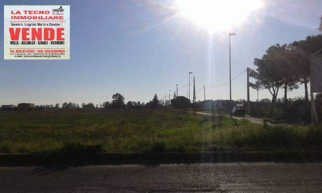 Terreno edificabile in area urbana in fase di lottizzazione Rif. 4329070