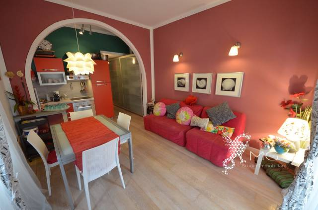 Appartamento trilocale in vendita a Rosignano Marittimo (LI)