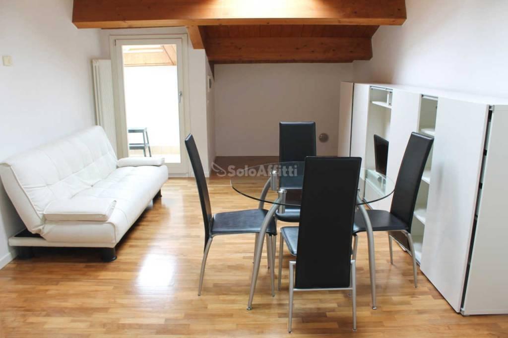 Appartamento in buone condizioni arredato in affitto Rif. 9176425
