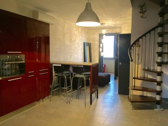 Attico / Mansarda in ottime condizioni arredato in vendita Rif. 4490507