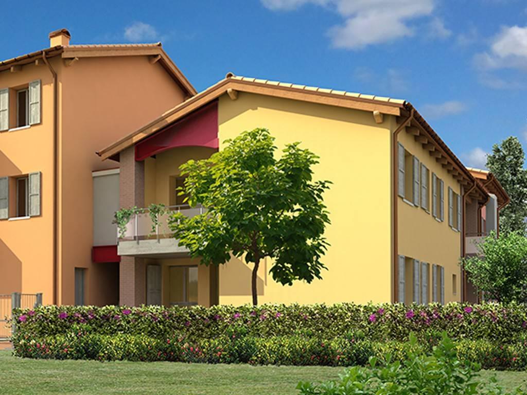 Maisonette nuova a piano terra_giardino autonomo_classe A