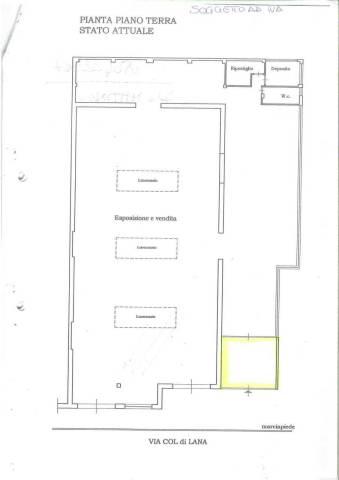 Magazzino - capannone in affitto Rif. 4822225