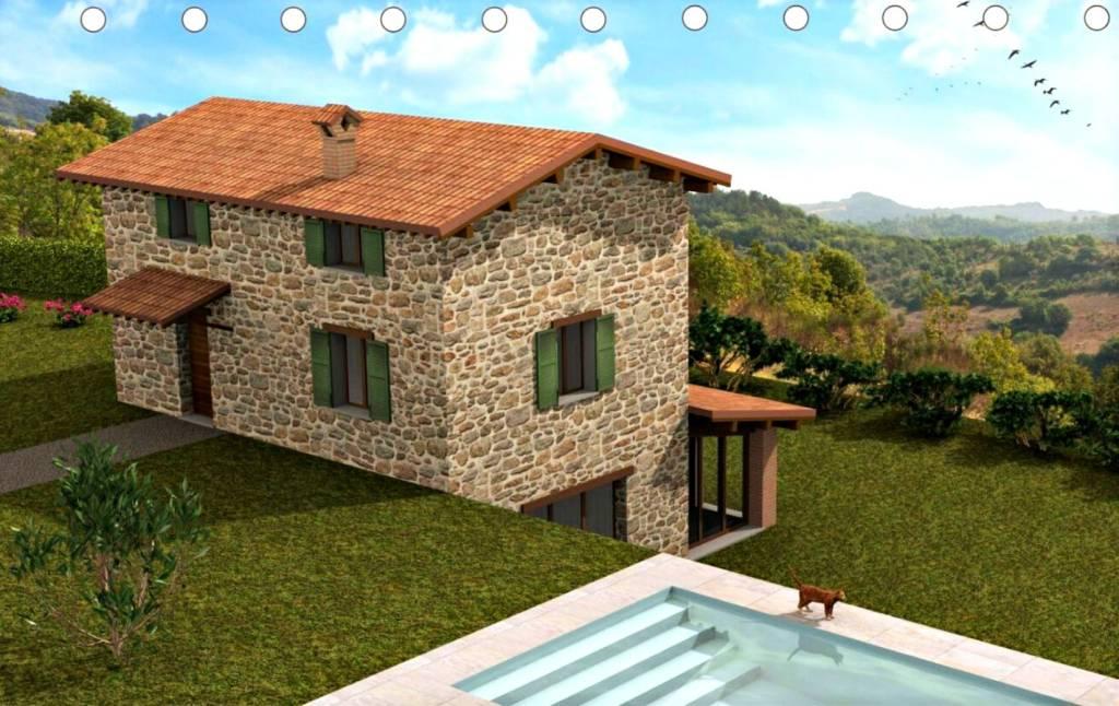 Villa in vendita a Gubbio (PG)
