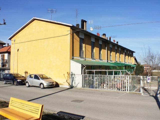 Roccavione, appartamento su due livelli con giardino