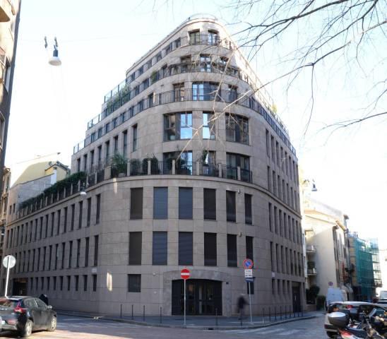 Appartamento in vendita 1 vano 41 mq.  Foro Buonaparte 16 Milano