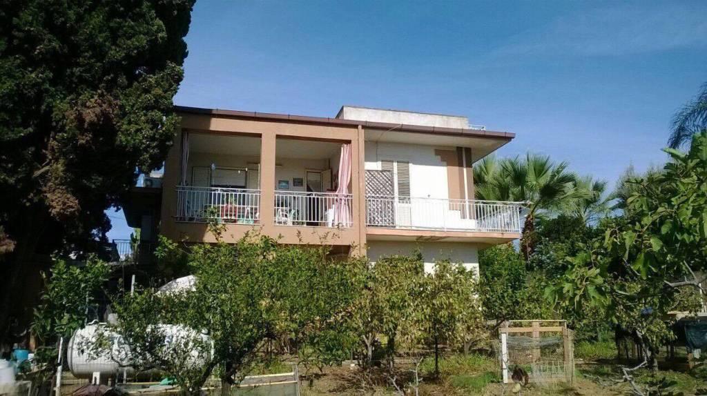 Splendida villa in vendita a San Leone Agrigento.