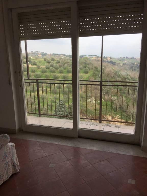 Appartamento in buone condizioni parzialmente arredato in vendita Rif. 8020363