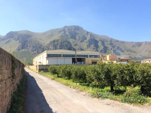 Capannone 6 locali in affitto a Palermo (PA)