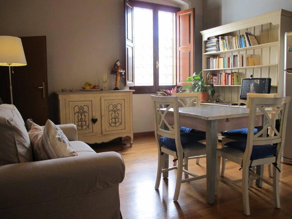 Appartamento in Affitto a Pistoia Centro:  2 locali, 45 mq  - Foto 1