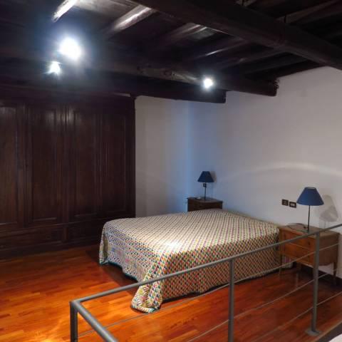 CASTELNUOVO DI PORTO - appartamento trilocale arredato
