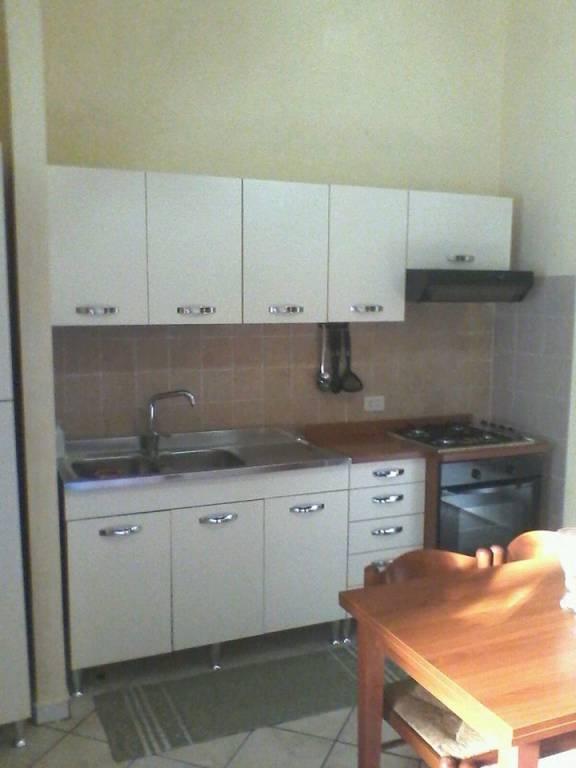 Appartamento in buone condizioni arredato in affitto Rif. 8549230