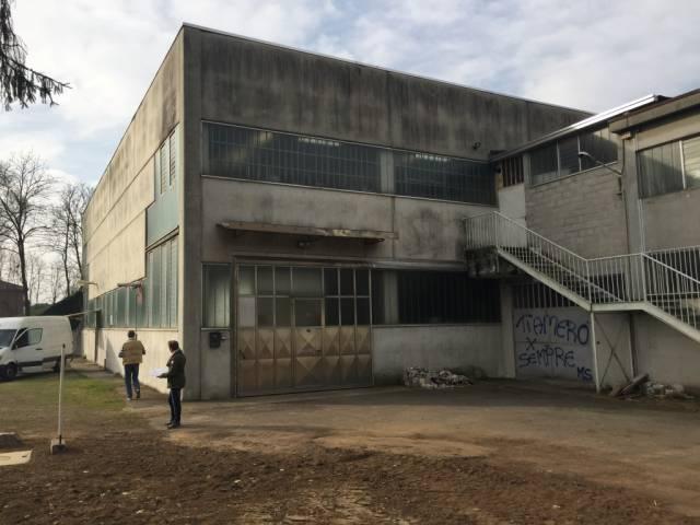 capannone Affitto Lonate Pozzolo