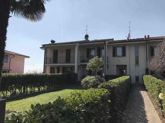 Appartamento in vendita a Passirano, 3 locali, prezzo € 139.000 | Cambio Casa.it