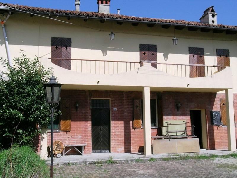 Soluzione Indipendente in vendita a Mombello Monferrato, 8 locali, prezzo € 70.000 | CambioCasa.it