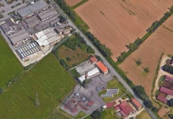 Terreno Commerciale in Vendita a Gorgonzola Rif.10217951