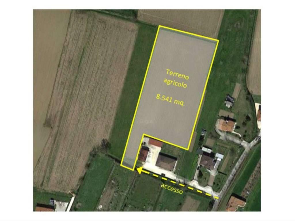 Terreno Agricolo in vendita a Piove di Sacco, 9999 locali, prezzo € 50.000   CambioCasa.it