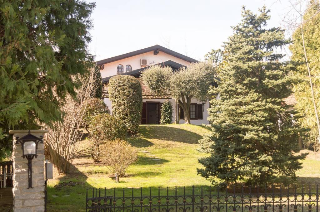 Villa in affitto via Circonvallazione 47 Pecetto Torinese