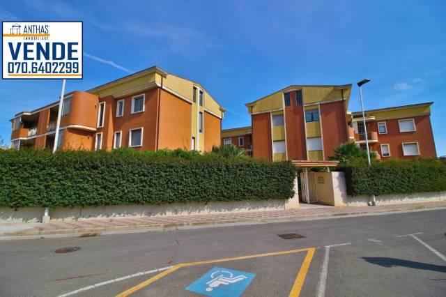 Appartamento bilocale in vendita a Elmas (CA)