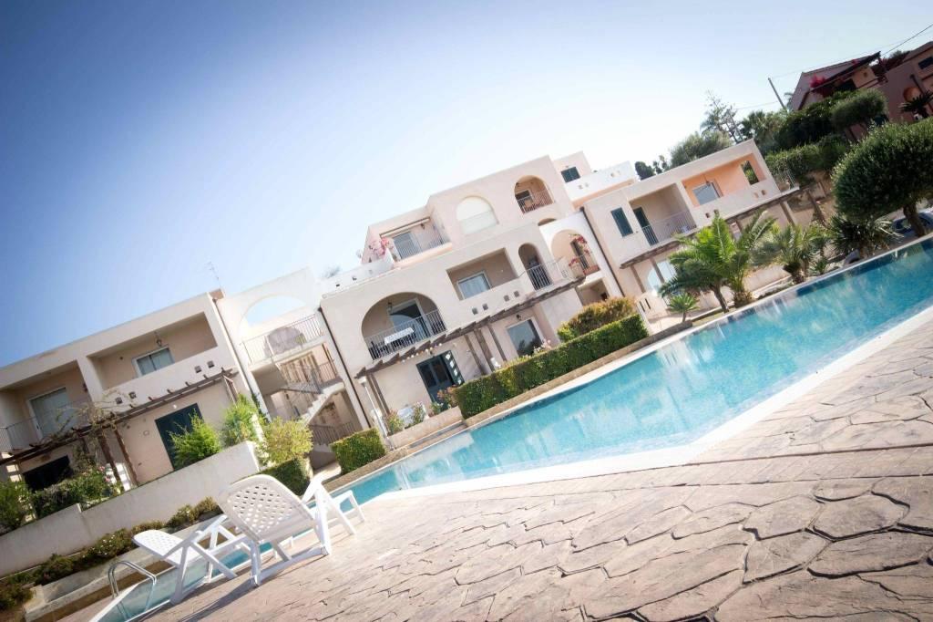 In vendita a pochi km da Tropea appartamento Borgo Santa Lu