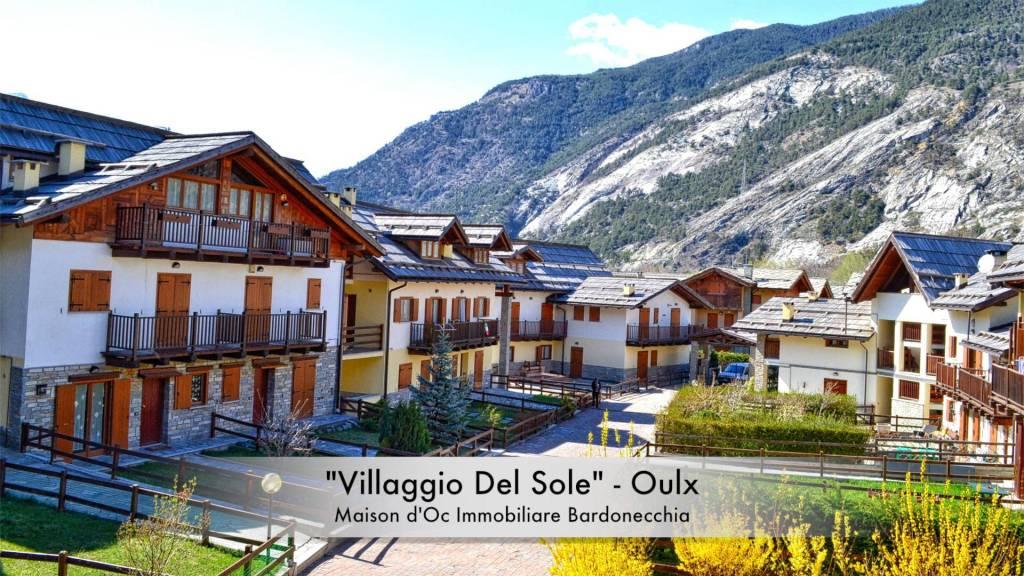 Appartamento in vendita a Oulx, 3 locali, prezzo € 160.000 | PortaleAgenzieImmobiliari.it