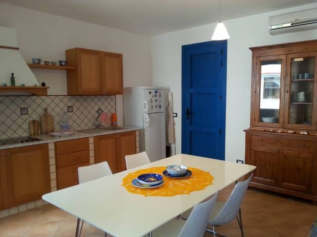 MARETTIMO – Appartamento 3 vani+acc, oltre terrazzo esclusivo di mq 60ca, vista mare, ottime condi