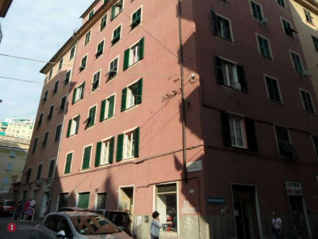 Foto 1 di Trilocale via Currò, Genova (zona Sampierdarena, Certosa-Rivarolo)