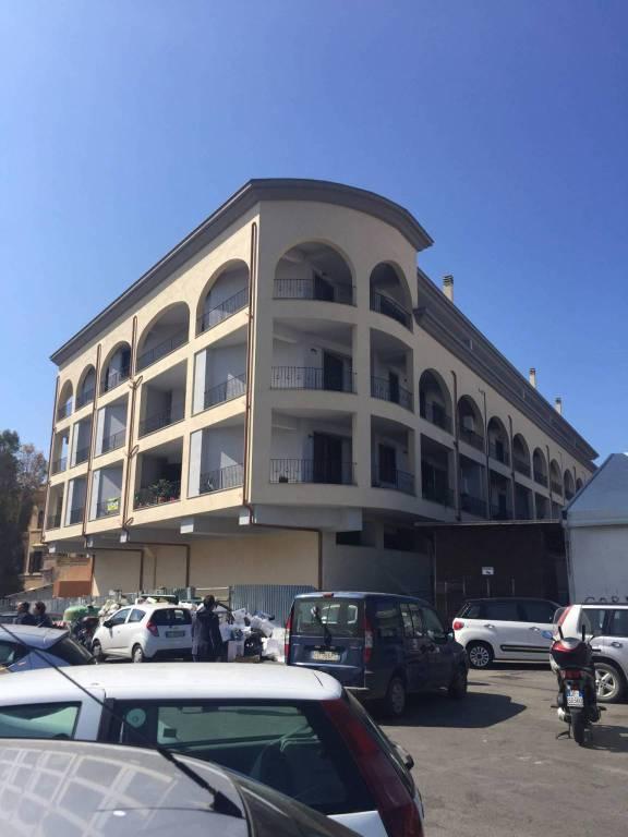 Appartamento bilocale nuova costruzione via Traiana, centralissimo