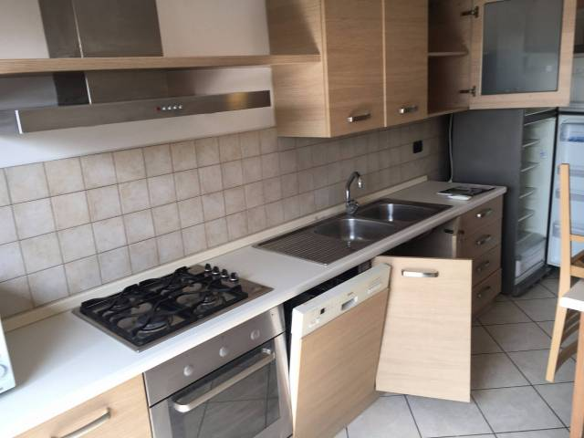 Appartamento in ottime condizioni parzialmente arredato in affitto Rif. 4401341
