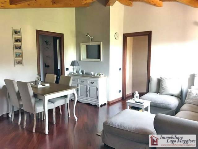 Appartamento in affitto a Travedona-Monate, 2 locali, prezzo € 500 | Cambio Casa.it