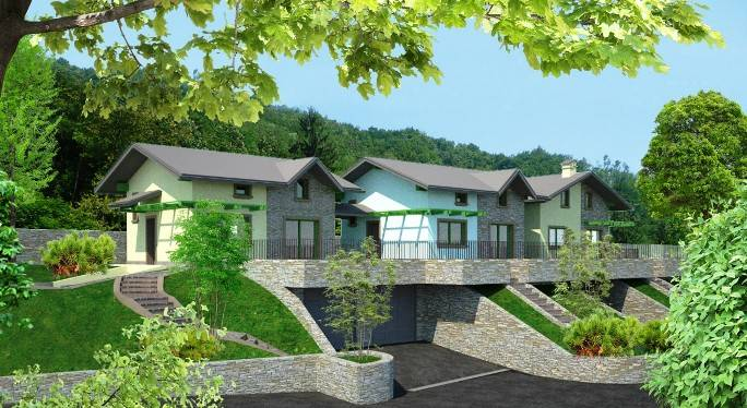 Villa in vendita a San Pellegrino Terme, 4 locali, prezzo € 175.000 | PortaleAgenzieImmobiliari.it
