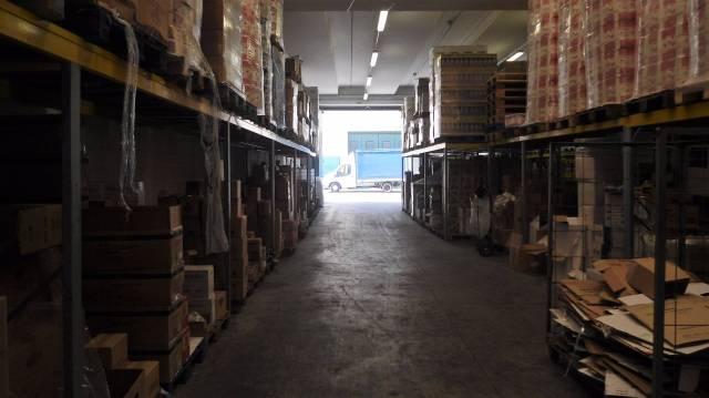 Sovico Capannone con uffici Rif. 5983900