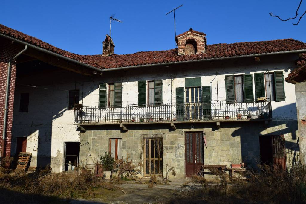 Foto 1 di Rustico / Casale Scarnafigi
