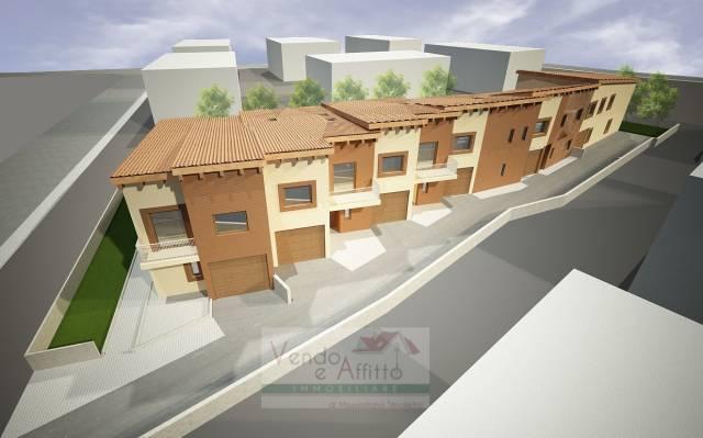 Villa a schiera quadrilocale in vendita a Vasto (CH)