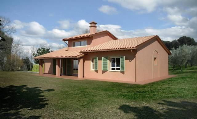 Villa in Vendita a Capannoli Periferia: 5 locali, 460 mq