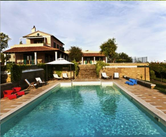 Splendida villa con piscina in Toscana, Capalbio