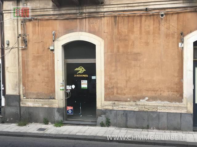 Ufficio / Studio in vendita a Giarre, 3 locali, prezzo € 165.000 | Cambio Casa.it