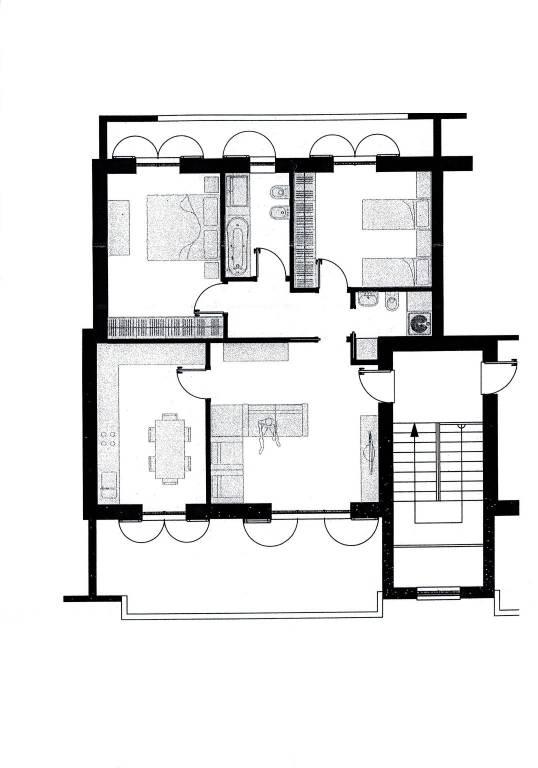 Appartamento in vendita a Settala, 3 locali, Trattative riservate | CambioCasa.it