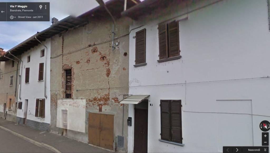 Appartamento in vendita a Biandrate, 3 locali, prezzo € 40.000 | PortaleAgenzieImmobiliari.it