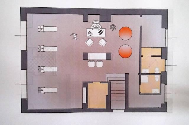 Laboratorio in affitto a Milano, 4 locali, zona Zona: 2 . Repubblica, Stazione Centrale, P.ta Nuova, B. Marcello, prezzo € 1.250   Cambio Casa.it