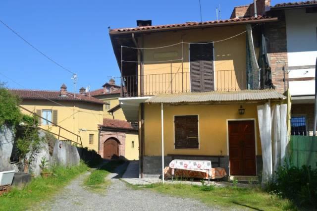 Soluzione Indipendente in affitto a Berzano di San Pietro, 5 locali, prezzo € 330 | Cambio Casa.it