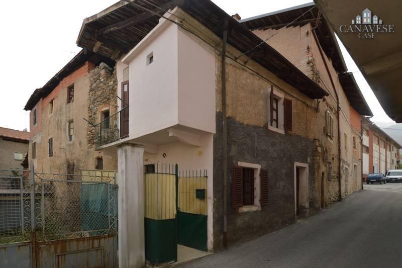Foto 1 di Casa indipendente via Gioberti 2, Forno Canavese