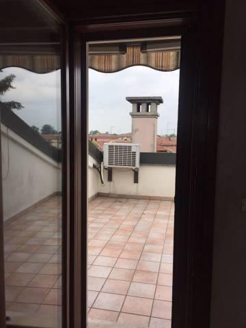 Attico / Mansarda in affitto a Viadana, 3 locali, prezzo € 450 | Cambio Casa.it