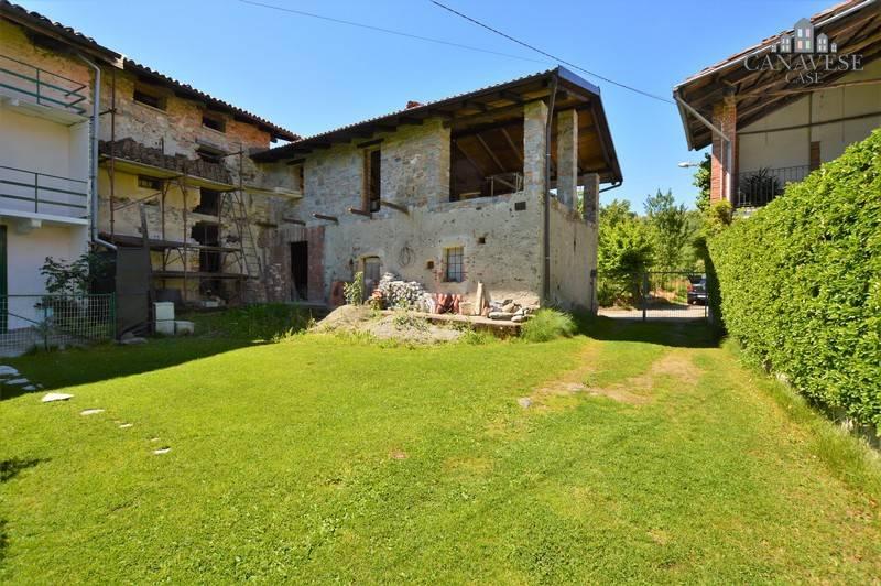 Foto 1 di Rustico Canton Rovano 34, San Martino Canavese