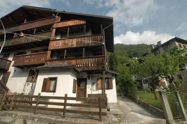 Soluzione Indipendente in vendita a Forno di Zoldo, 3 locali, prezzo € 150.000 | Cambio Casa.it