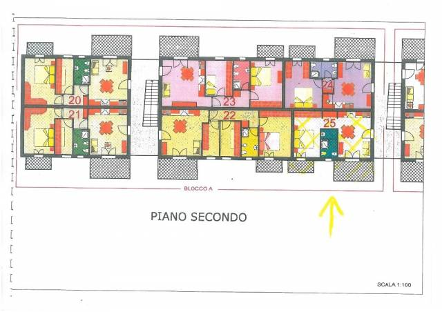 Appartamento in affitto Rif. 4565230