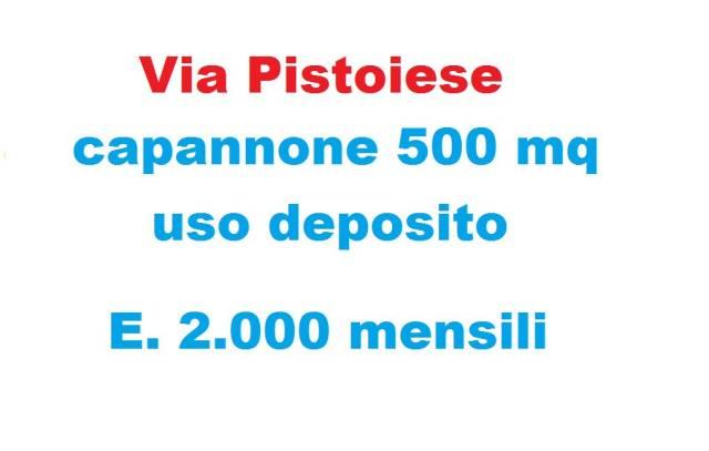 capannone Affitto Prato