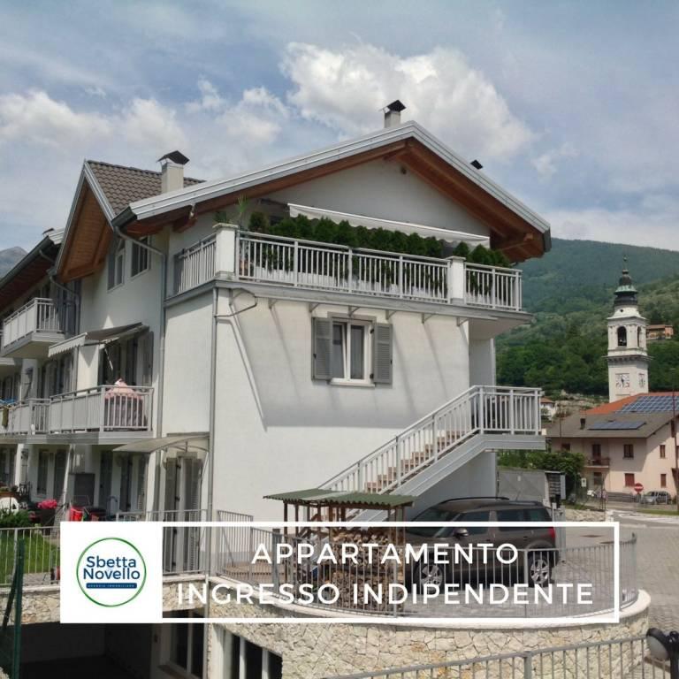 Appartamento in ottime condizioni parzialmente arredato in vendita Rif. 9153693