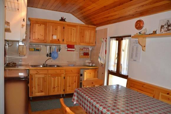 Appartamento in buone condizioni arredato in vendita Rif. 4240036
