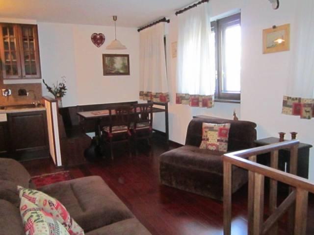Appartamento in ottime condizioni arredato in affitto Rif. 4810760
