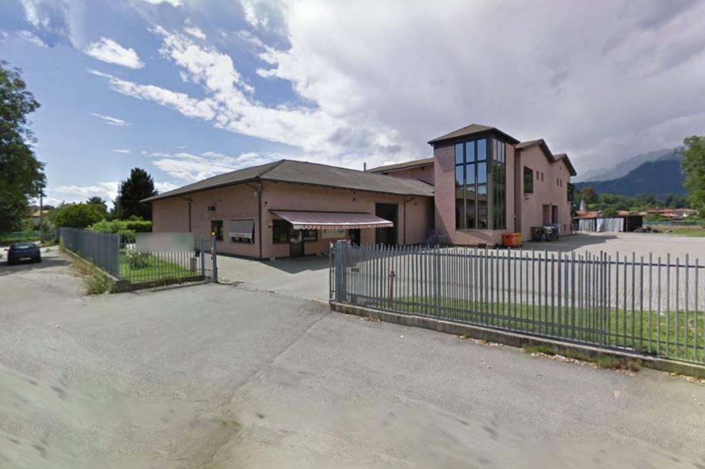 Capannone in vendita a Salerano Canavese, 6 locali, prezzo € 250.000 | CambioCasa.it